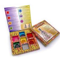 Set de Chakras (Caja carton) (HAS)