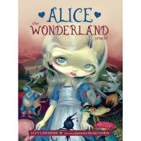 Oraculo Alice: The Wonderland - Lucy Cavendish (EN) (45 Cart...