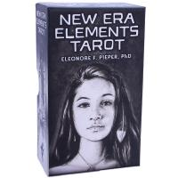 Tarot New Era Elements - Eleonore F. Piepe (2018) (EN) (USG)