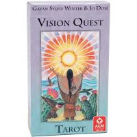 Tarot Vision Quest Tarot - Gayan S. Winter and Jo Dose (4ª ...