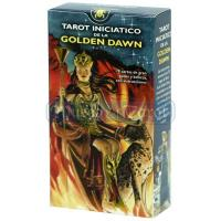 Tarot coleccion Initiatory Tarot of the Golden Dawn Tarot - ...