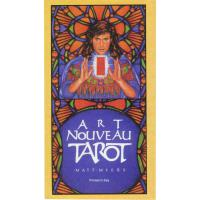 Tarot Coleccion Art Nouveau - Matt Myers - Printed in Italy ...